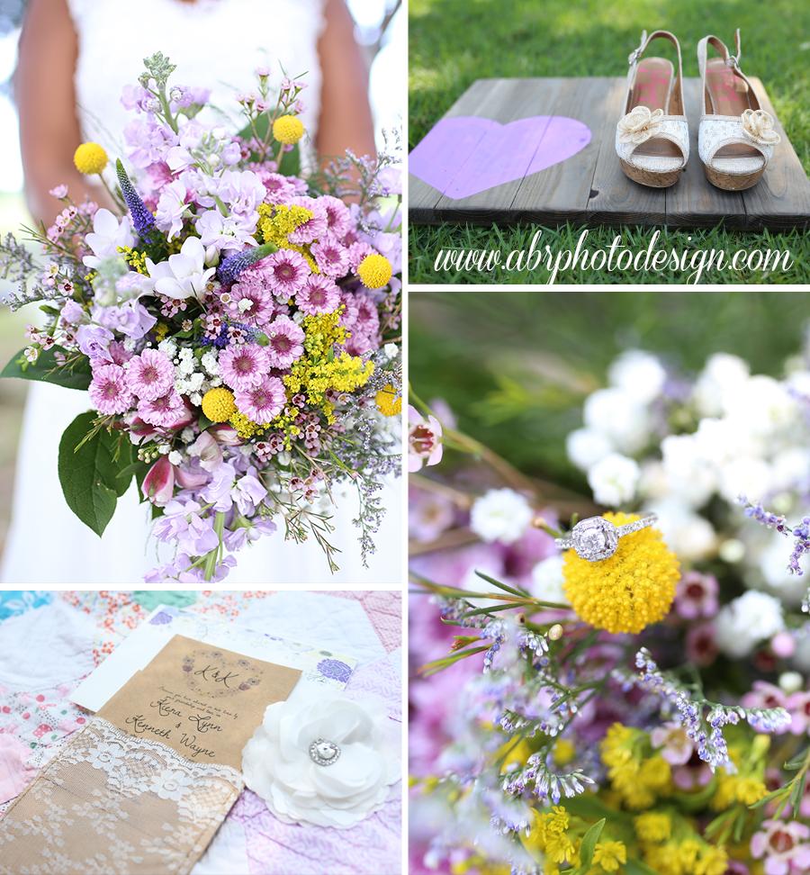 mr and mrs oakleaf classy u0026 country backyard wedding